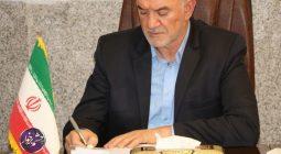 پیام تبریک عبداله بنهری سرپرست فرمانداری شهرستان برخوار به مناسبت سال جدید
