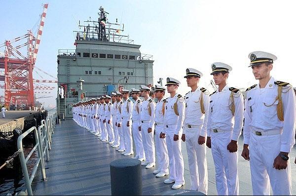 استخدام نیروی دریایی ارتش در سال 98