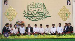 عکس | جشن میلاد امام حسن مجتبی(ع) به میزبانی مردم دولت آباد