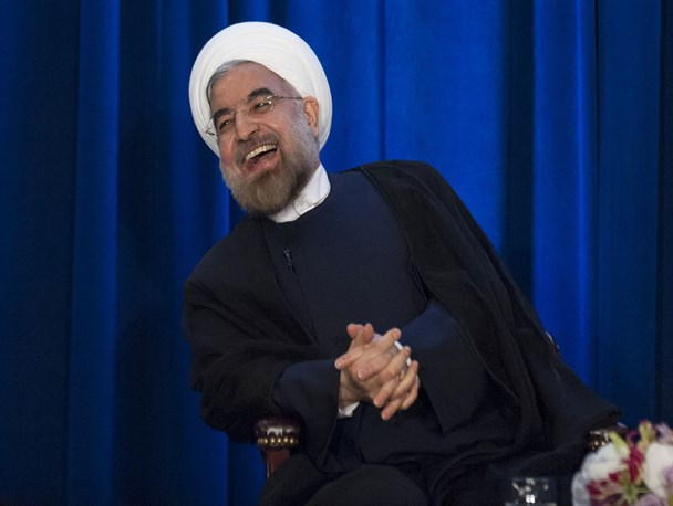 عجایب هفتگانه روحانی! + دکترسلام