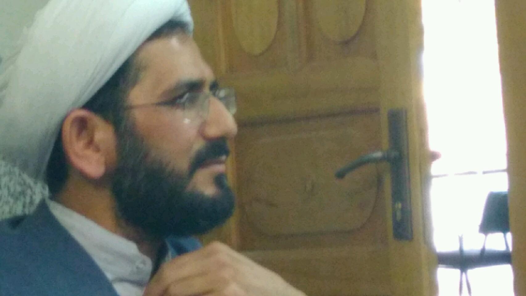 اولین جلسه خادم یاران رضوی در آستان سیدالکریم امامزاده نرمی/تصاویر