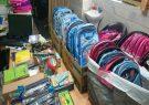 جمع آوری کمک های مردمی برای تهیه لوازم التحریر دانش آموزان نیازمند در برخوار