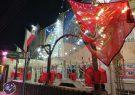 نهمین یادواره 14 شهید محله لودریچه برگزار شد |تصاویر