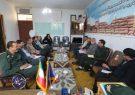 جلسه کمیته اجرایی بسیج دانش آموزی برخوار برگزار شد|تصاویر