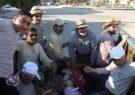 خدمت رسانی بسیجیان برخوار در مناطق سیل زده پلدختر|تصاویر