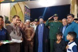 افتتاح نمایشگاه افلاکیان خاکی در شهر حبیب آباد برخوار