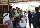 نواخته شدن زنگ شکوفه ها با حضور بانشاط کلاس اولی ها در برخوار |تصاویر