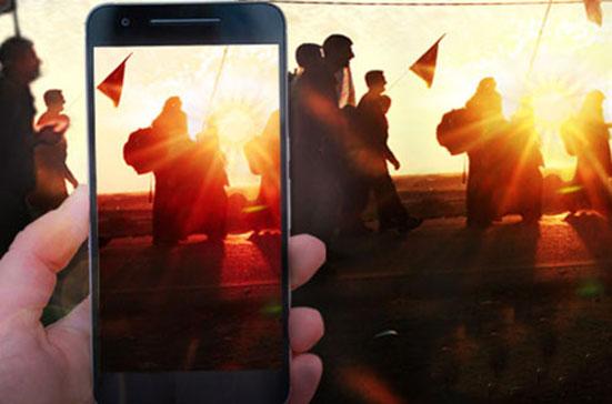 فراخوان مسابقه عکاسی اربعین