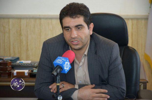 شهردارسین از اجرای پروژه زمین چمن مصنوعی شهر سین خبر داد |تصاویر