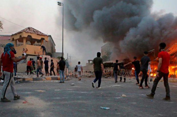 تظاهرات عراق و نکته های قابل توجه