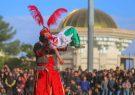 گذری بر تعزیهخوانی پایان ماه صفر در «امامزاده نرمی»