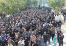 قافله عزاداری اربعین حسینی علیه السلام در شهر دستگرد | تصاویر