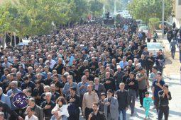 قافله عزاداری اربعین حسینی علیه السلام در شهر دستگرد   تصاویر