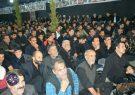 دومین شب مراسم یادواره سرداران و ۷۰ شهید شهر سین به  روایت تصویر