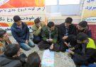 حضور پررنگ بسیجیان در نمازجمعه دولت آباد/تصاویر