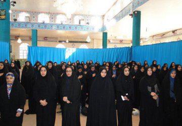 پیش اجلاسیه نماز دانش آموزی و تعمیق فرهنگ نماز در برخوار برگزار شد| تصاویر