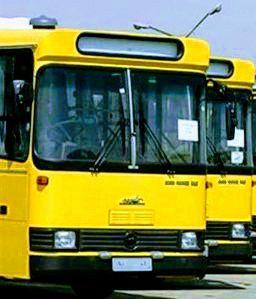 کاهش فاصله حرکت اتوبوسهای دستگرد – اصفهان از ۳۰ به ۲۰ دقیقه