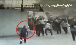 کشتهسازی ناشیانه اشرار برای حمله به مقر بسیج