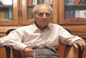 پای صحبت های پدر فارموکولوژی ایران