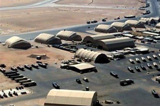 فیلمی از داخل پایگاه آمریکایی عینالأسد