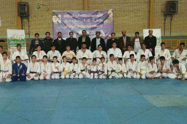 نتایج اولین دوره مسابقات قهرمانی جودو دانش آموزی شهرستان برخوار اعلام شد