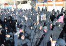 خروش مردم انقلابی دستگردبرخوار به روایت تصویر