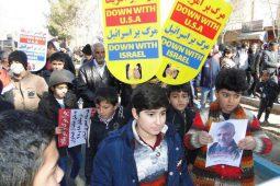 حضور دانش آموزان و فرهنگیان شهرستان برخوار در راهپیمایی 22 بهمن|تصاویر