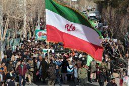 در سالروز پیروزی انقلاب اسلامی، لشکر سلیمانی در برخوار به میدان آمد