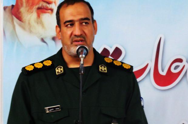 پیام تبریک فرمانده سپاه برخوار به مناسبت روز شهردار