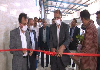 افتتاح چهار طرح در شهرستان برخوار | تصاویر