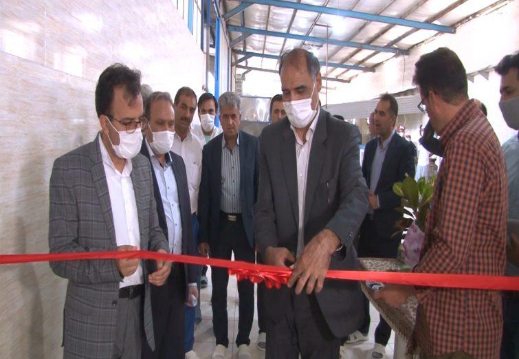 افتتاح چهار طرح در شهرستان برخوار   تصاویر