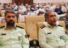 فرمانده جدید نیروی انتظامی شهرستان برخوار معرفی شد +تصاویر