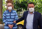 ویدیویی از جزئیات دستگیری اکبر طبری