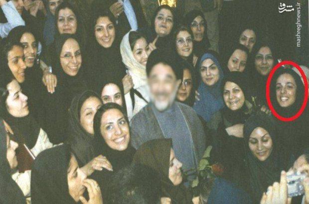 سرنوشت زنانی که با رئیس دولت اصلاحات عکس یادگاری گرفتند