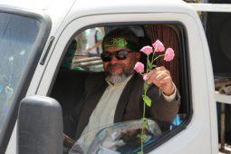 شادمانه های مردم برخوار در روز عید غدیر / تصاویر
