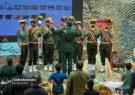 تصاویر | آئین یادواره ۱۵۰ شهید شهر دولت آباد