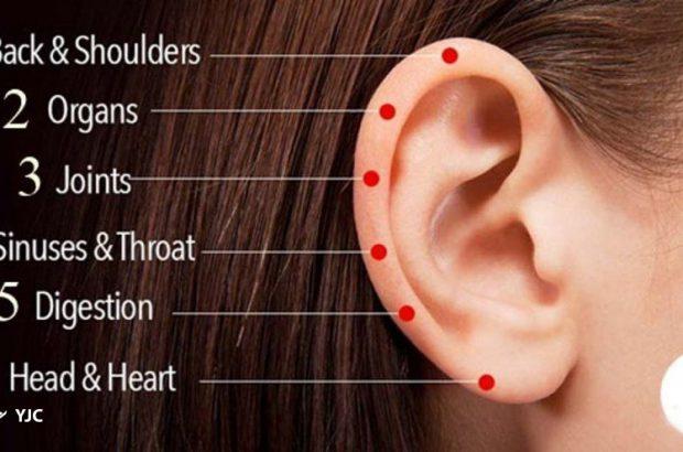 رفع بیماریها با استفاده از ۶ نقطه حیاتی ماساژ