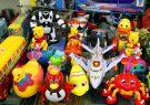 محموله میلیاردی قطعات اسباب بازی و عروسک قاچاق در برخوار کشف شد