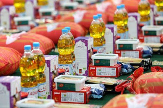 توزیع هزار و ۳۰۰ بسته کمک معیشتی بین نیازمندان برخواری