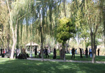آخرین اخبار از پروژه باغ بانوان شهر دستگرد
