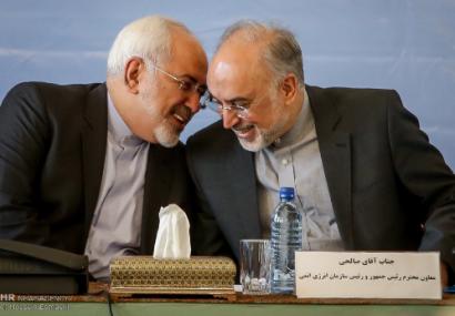 فاجعه در توافق آقایان صالحی و ظریف با آژانس
