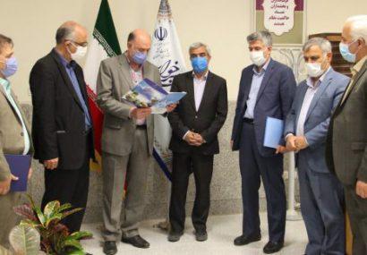 مسعود بهاءلو به عنوان رئیس جدید اداره گاز برخوار منصوب شد