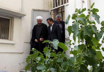 آیا احمدینژاد ۱۴۰۰ با حسن روحانی تفاوت دارد؟/ سکوت معنادار در خصوص فایل صوتی ظریف