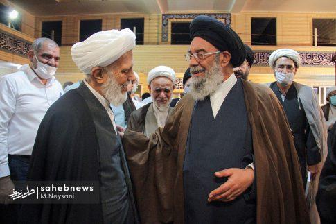 تصاویر | اجتماع روحانیون شهرستان برخوار در آستانه انتخابات