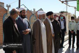 مراسم گرامیداشت هفته قوه قضائیه در برخوار برگزار شد + تصاویر