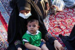 تصاویر | همایش شیرخوارگان حسینی در شهرستان برخوار