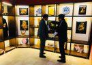 برپایی نمایشگاه دستاوردهای کارآموزان درمرکز فنی حرفه ای برخوار